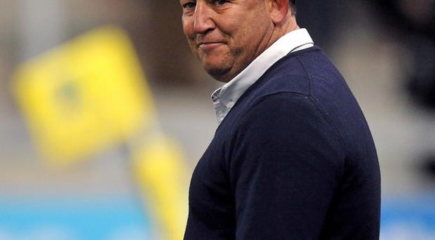 Steve Diamond, pictured, hailed the performance of Danny Cipriani against Scarlets
