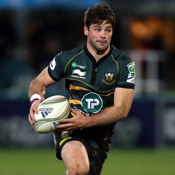 Alan Dickens hailed the impressive performance of Ben Foden, pictured, against Gloucester