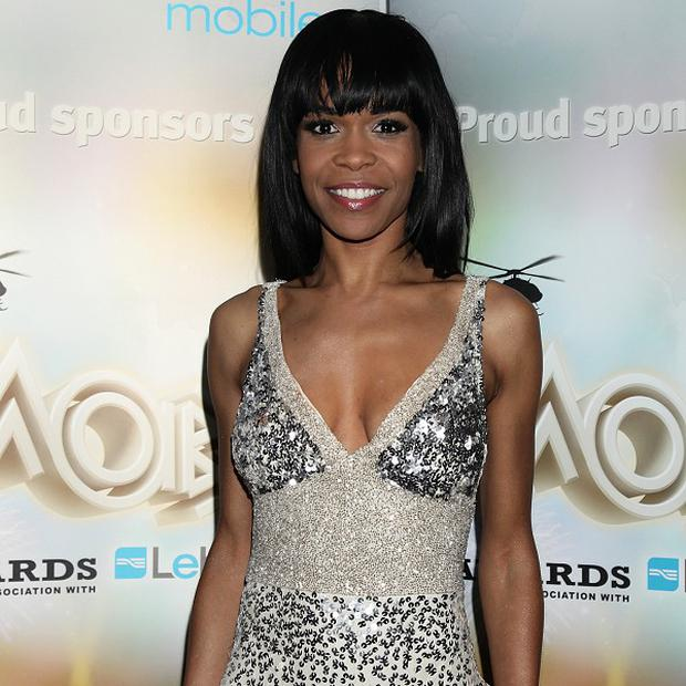 Michelle Williams wouldn't confirm reports of a Super Bowl appearance