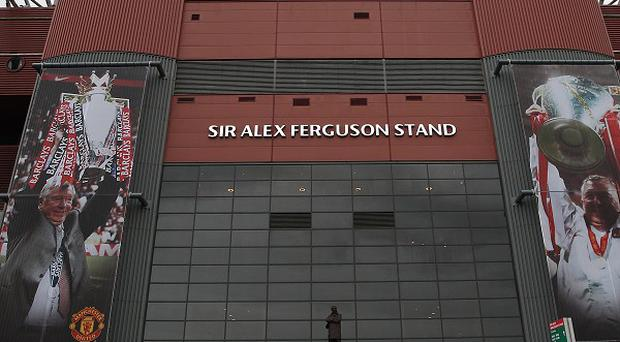 A surge in Manchester United's shares has seen the overall value of the club rise to 3.3billion US dollars