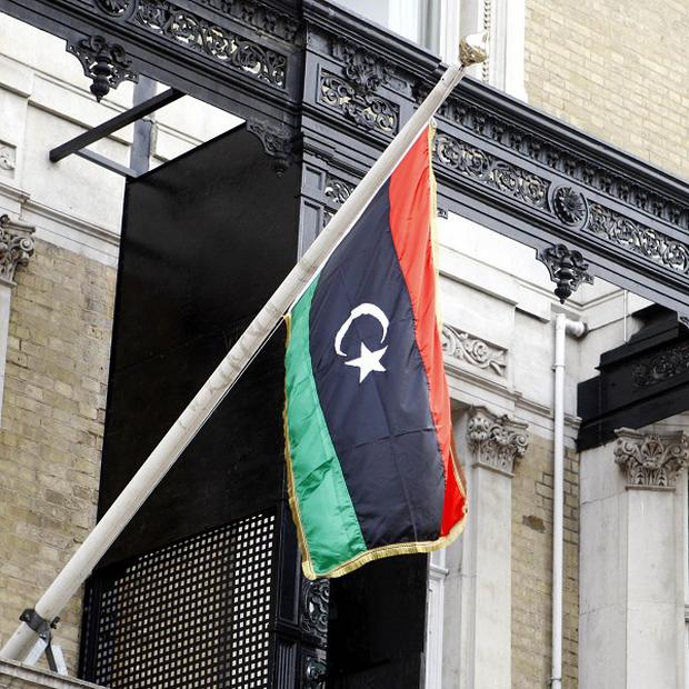 Officials are warning against all but essential travel to the Libyan capital Tripoli