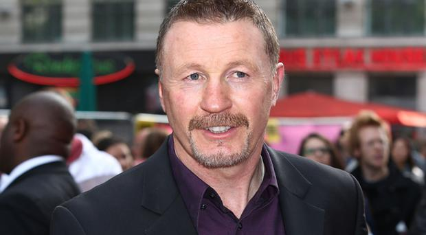 Steve Collins has not fought since 1997