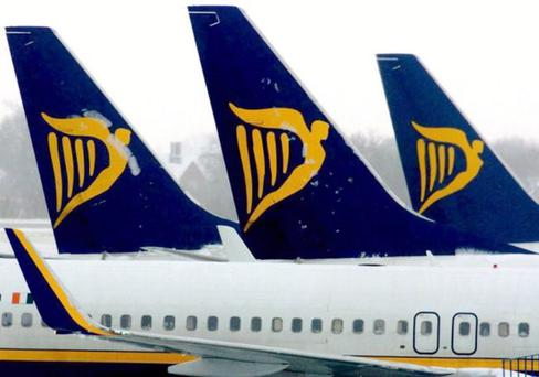 Ryanair is expecting an increase in yearly profits