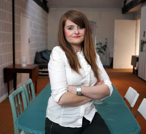 Christine James, founder and managing director of Blick Studios