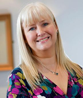 Dr Mary Boyd, course director B.Sc (Hons) Marketing at Ulster Business School (UBS)