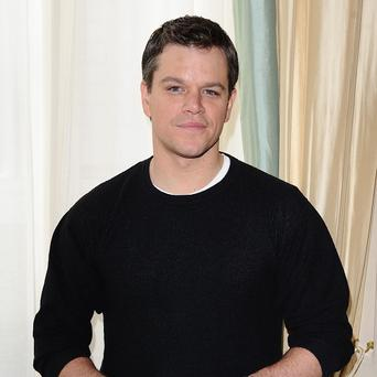 Matt Damon stars in Promised Land, which is on the programme for the Berlin Film Festival