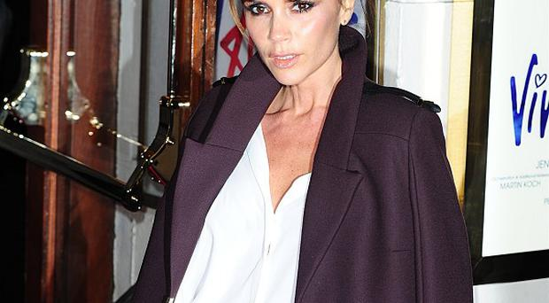 Victoria Beckham treated son Cruz to a traditional takeaway