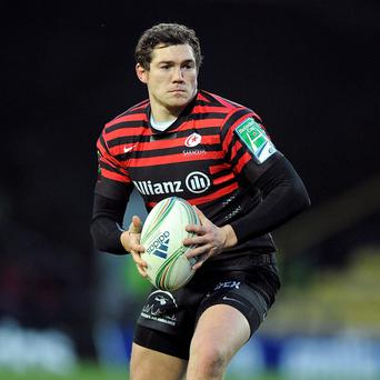Alex Goode suffered no ill affects on his return from injury