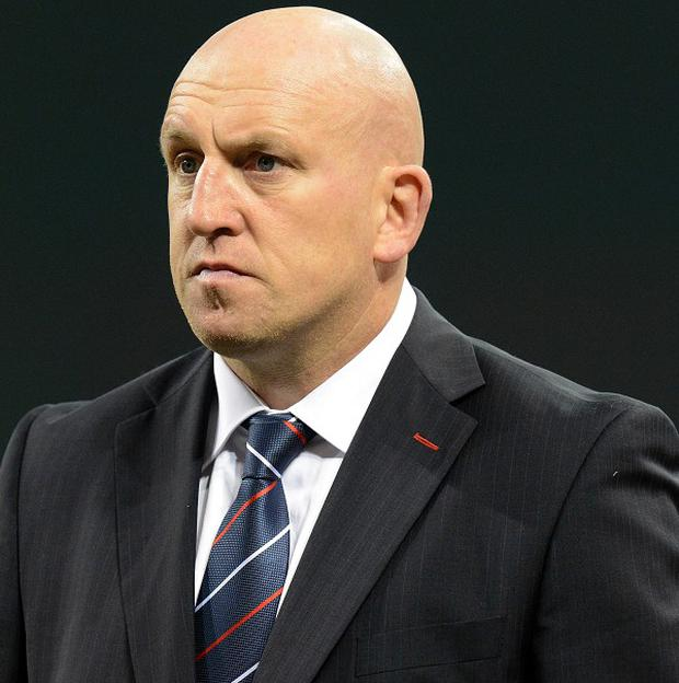 Shaun Edwards is concentrating on Wales' Six Nations campaign