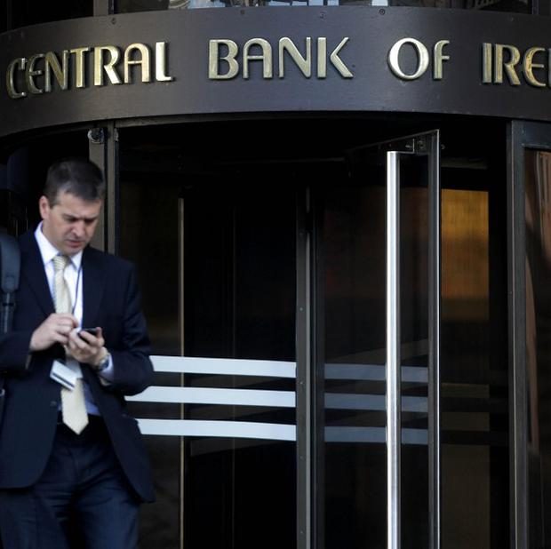Domestic businesses are expected to grow at a slower rate than previously estimated, the Central Bank has said