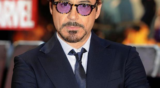 Robert Downey Jr had movie weekends with the Iron Man crew