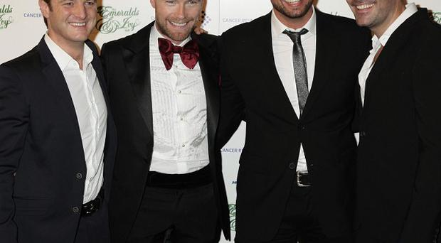 Boyzone tour tickets are set to go on sale on February 14