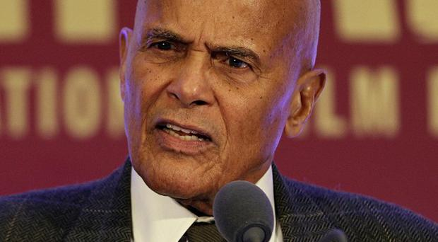 Harry Belafonte wants African-American leaders participate in the debate over gun control (AP/Ronald Zak)