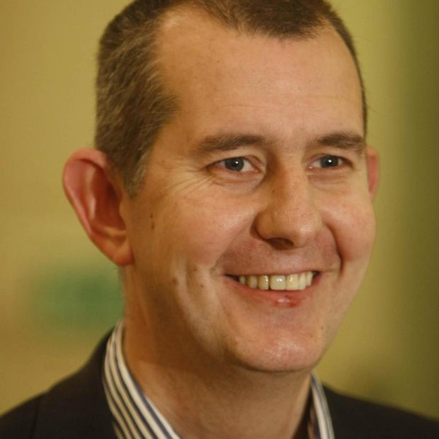 Edwin Poots said a delegation of health technology firms in Brussels could help attract investment