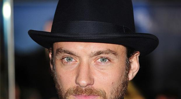 Jude Law is a huge fan of Wes Anderson and was keen to work with him