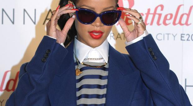 Rihanna has been longing to create her own fashion range
