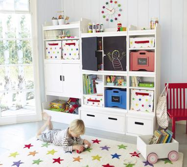 Storage system from £65, The Great Little Trading Company