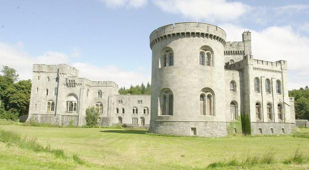 Plans for apartments at Gosford Castle in Markethill have stalled