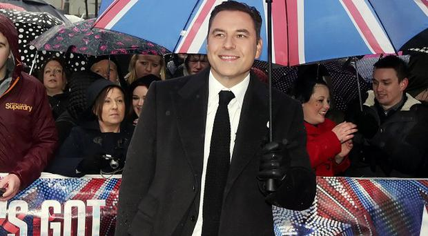 David Walliams poked fun at Simon Cowell's relationships
