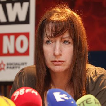 Clare Daly admitted she had been drinking whiskey before being pulled over by gardai