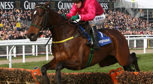 Noel Meade's classy hurdler Monksland will head straight to Cheltenham