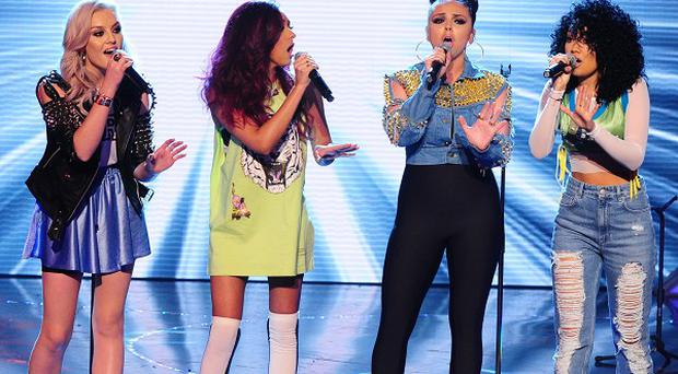 Little Mix have embarked on their first UK tour