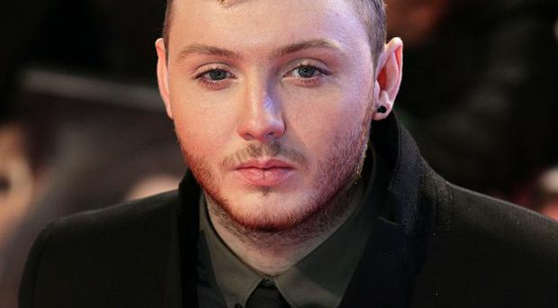 James Arthur's latest tattoo apparently didn't impress his mum