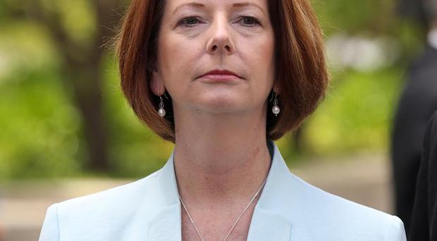 Julia Gillard announced that an election would be held on September 14