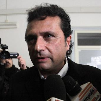 Costa Concordia captian Francesco Schettino wants his job back (AP)