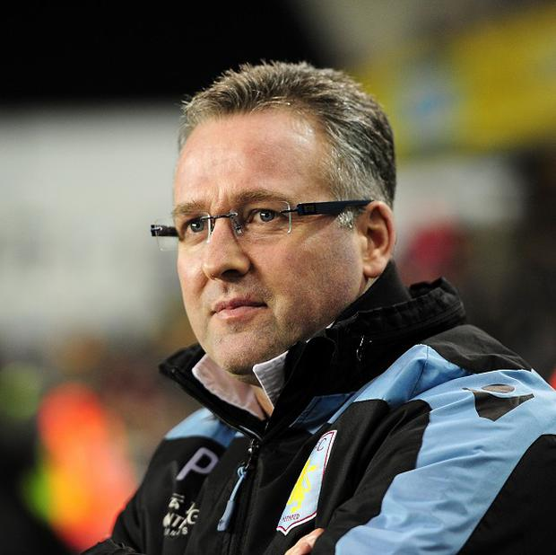 Paul Lambert is set to make his first signing of the transfer window
