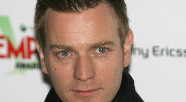 Ewan McGregor has launched an appeal to help children in war-torn Syria