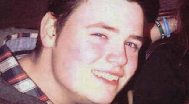 Jason McGovern, 19, was found dead on New Year's Eve (PSNI/PA)