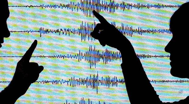 A strong earthquake off Chile has sparked a tsunami warning