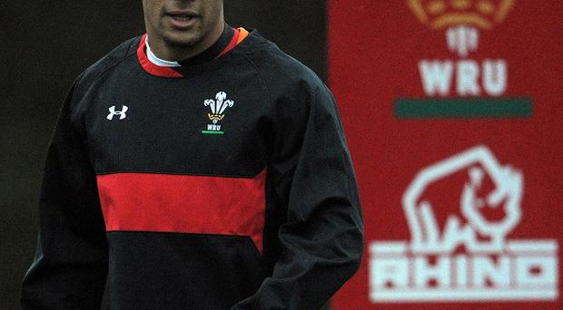 Eli Walker is hoping to make his Wales debut during the Six Nations