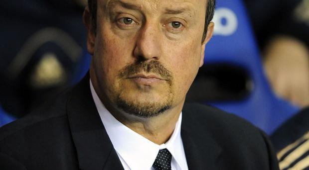 Rafael Benitez saw Chelsea throw away a two-goal lead