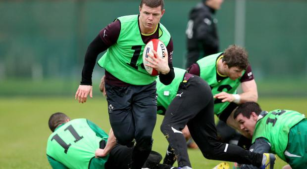 Brian O'Driscoll may call it a day after Six Nations