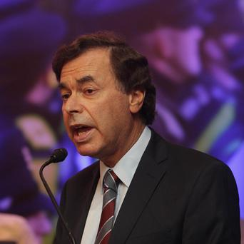 Justice Minister Alan Shatter has rejected suggestions from within the force that the killing was in any way linked to cutbacks