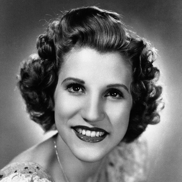 Patty Andrews who died in Los Angeles at age 94 (AP)