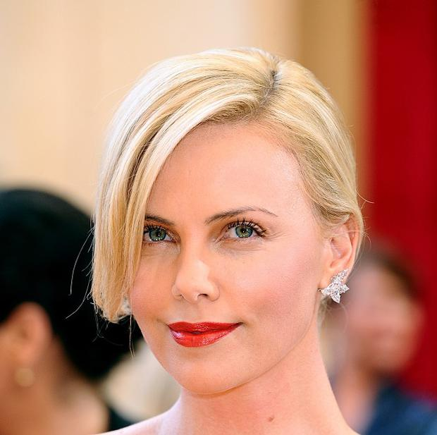 Charlize Theron could be starring in the comedy