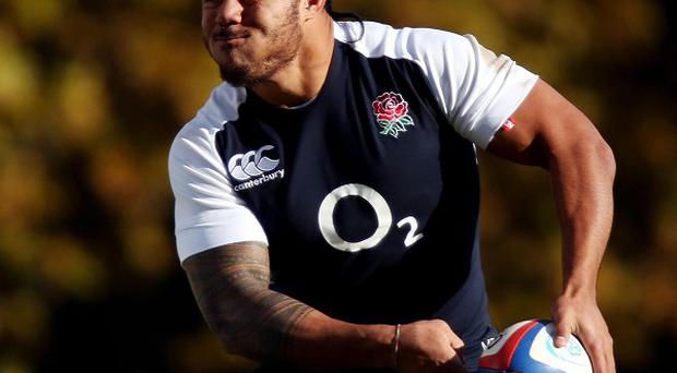 Manu Tuilagi will miss Saturday's Calcutta Cup clash with an ankle injury