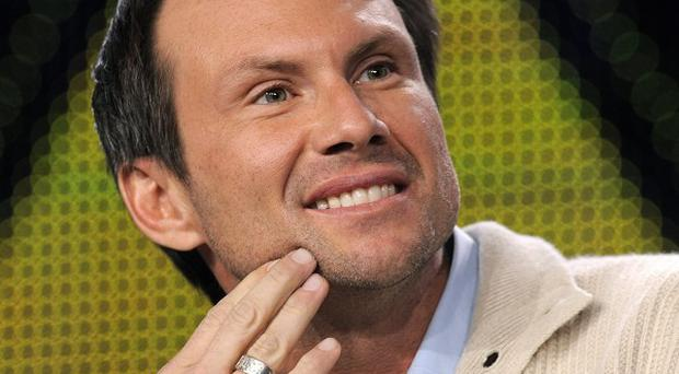 Christian Slater revealed that he's leading a quieter life these days
