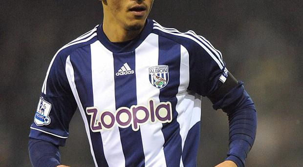 Peter Odemwingie drove to London and addressed a media scrum talking about a move to QPR