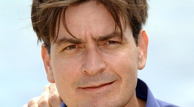 Charlie Sheen worked with Lindsay Lohan on Scary Movie 5
