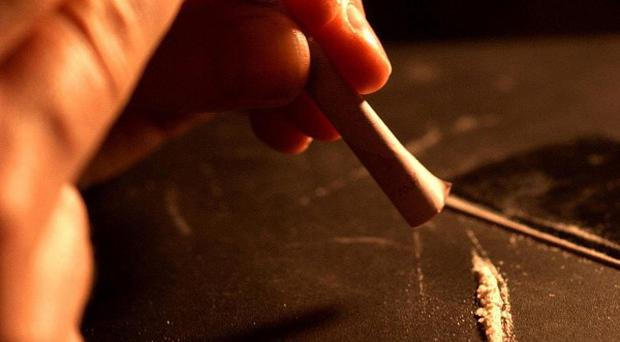 Ireland is among a 'handful' of countries where cocaine use remains 'relatively high', a report found