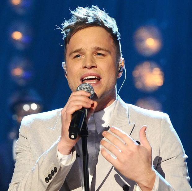 Olly Murs will perform at Radio 1's Big Weekend