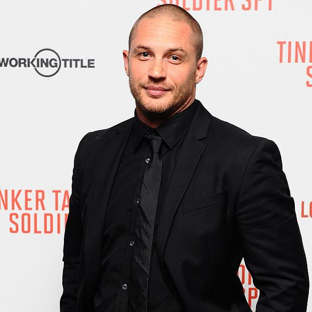 Tom Hardy could be teaming up with Noomi Rapace again