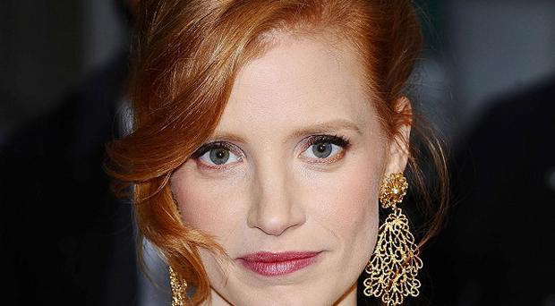 Jessica Chastain says she's making the most of her success