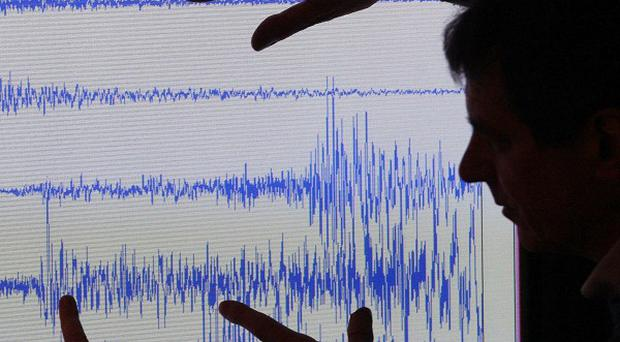 The British Geological Survey said the earthquake early on Thursday morning largely went unnoticed