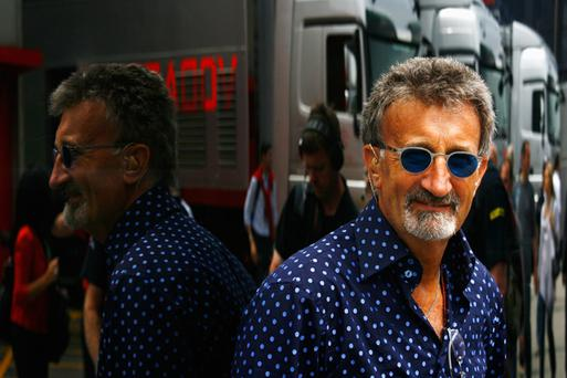 Moving into Top Gear? Sources say Eddie Jordan will be confirmed within days as joining the programme.