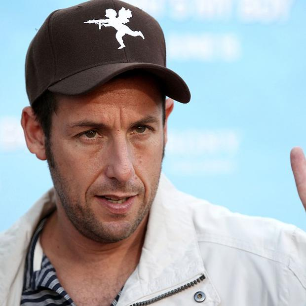 Adam Sandler starred as Happy Gilmore in the 1996 movie.